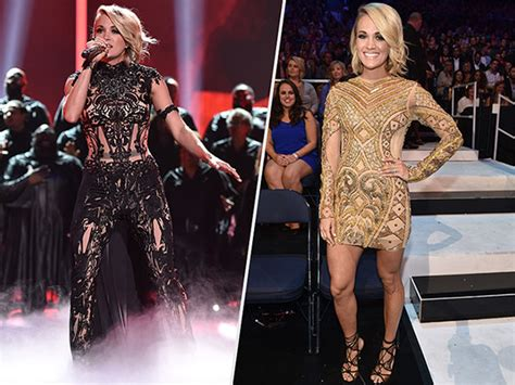 Carrie Underwood Shows Off Shortest