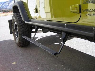 rock  engineering step slider   jeep jk