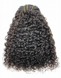 Curly Clip In Hair Extensions   3a-3b Natural Hair ...  Curly