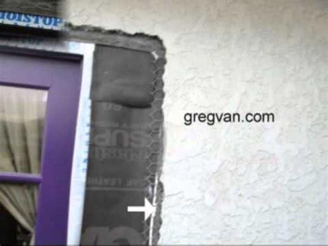 exterior stucco wall remodeling information door