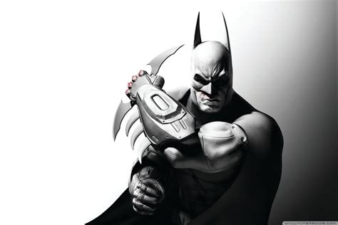 Batman Arkham City 4k Hd Desktop Wallpaper For 4k Ultra Hd