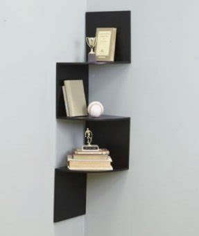 black corner shelf corner wall mounted shelves foter