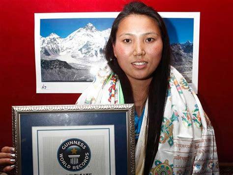 Kandungan Wanita Lemah Lhakpa Sherpa Pendaki Wanita Yang Pecahkan Rekor