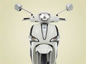 Scooter 125 Cc Liberty Abs