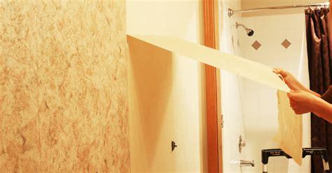 remodelaholic   remove wallpaper  chemicals