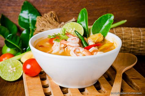 cuisine yum yum tom yum goong soup recipe dishmaps