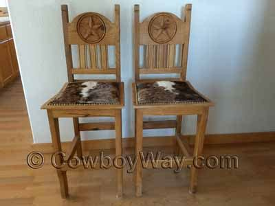 Cowhide Bar Stools Sale by Cowhide Bar Stools For Sale