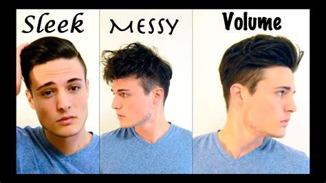mens hair   styles youtube