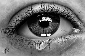 Eye Pencil Drawing Collection Series - VUDESK
