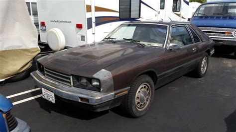 how cars engines work 1985 mercury capri spare parts catalogs 1985 mercury capri like ford mustang but neater 3 8l auto ac works great for sale photos
