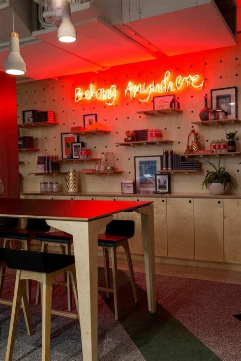 locaux bureaux déco bureau design les locaux uniques d 39 airbnb à syndey