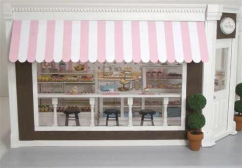 cupcake shop  stewart dollhouse creations