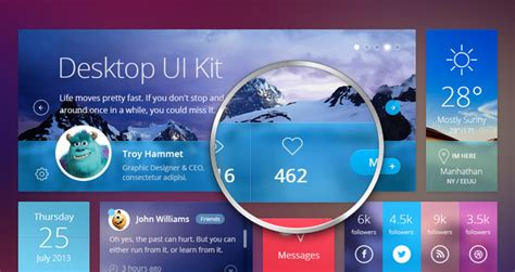 home design free app flat desktop psd ui kit mobile apps pixeden