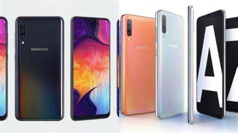 daftar harga terbaru samsung di bulan juli 2019 dari samsung galaxy a50 hingga galaxy s10