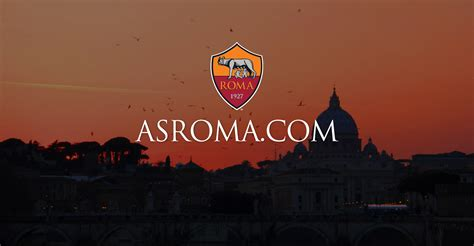 Check spelling or type a new query. AS Roma launch new fan-inspired official website