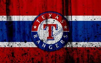 Rangers Texas Baseball Mlb Wallpapers Sports Title