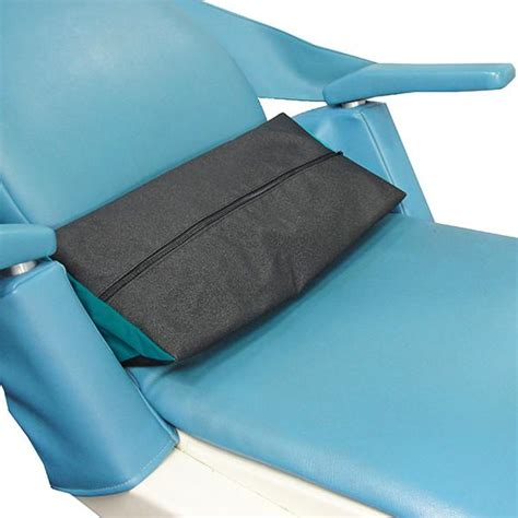 rainbow triangle pillow dental chair gap filler