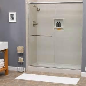 walk in shoers momdad bathroom ideas on pinterest walk in shower stone shower flo