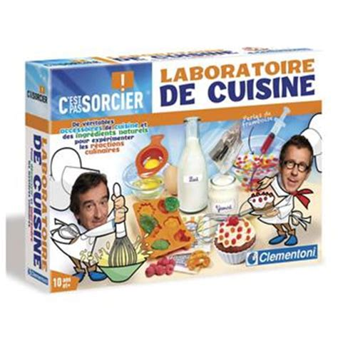 c est pas sorcier cuisine clementoni c 39 est pas sorcier laboratoire de cuisine jeux