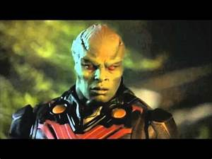 Supergirl 1x16 Supergirl vs Hank Henshaw aka Martian ...