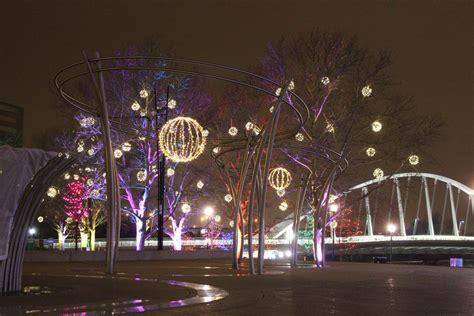 christmas lights in ohio best christmas light displays in columbus ohio