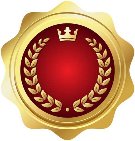 seal badge red png transparent clip art logotipo loja