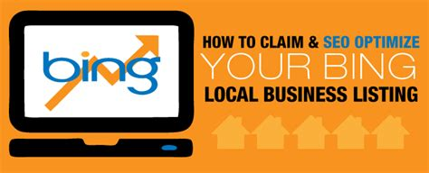 How Claim Seo Optimize Your Bing Local Business Listing