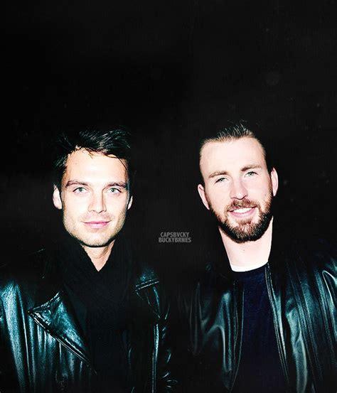 Sebastian Stan & Chris Evans | Sebastian stan, Chris evans ...