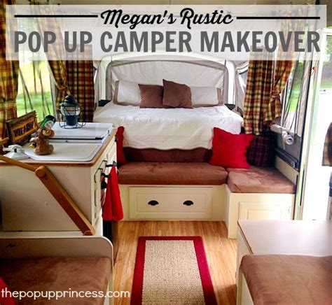 Cheap Kitchen Remodel Ideas Before And After - megan 39 s pop up cer makeover the pop up princess