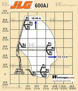 JLG 600AJ - JLG - Machinery Specifications - Machinery