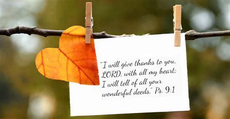 gratitude bible verses  giving   god