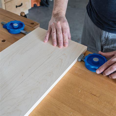kreg   clamp   bench dog holes kbcic