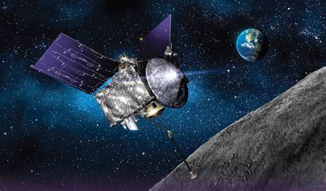 osiris rex finds water  asteroid bennu nasaspaceflightcom