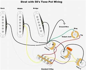 Fender Squier Guitar Wiring Diagram  U2013 Car Wiring Diagram