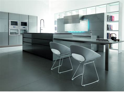 futuristic kitchen design futuristic kitchen design from italy by toncelli digsdigs 1145