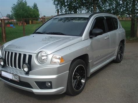 used jeep compass used 2008 jeep compass photos 2400cc gasoline cvt for sale