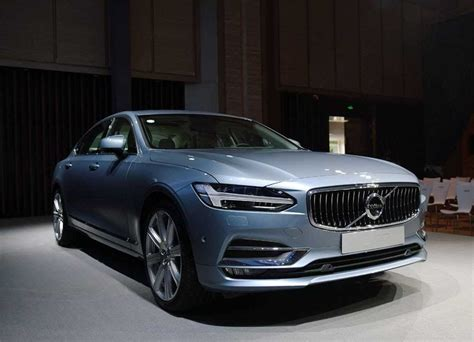 Volvo S90 Excellence 20182019  Luxury Class For China