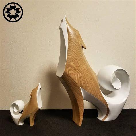 reddit debut japan based wood sculptor  maker