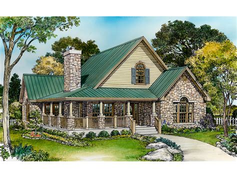 Small Ranch House Plan Small Rustic House Plan Front Porch Ideas Style For Ranch Home