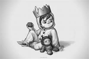 Max (where the wild things are) sketch by chicopixel on ...
