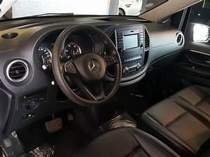 Mercedes Vito Interieur : mercedes vito tourer occasion diesel noir 2015 brest bretagne tourer 116 cdi extra long select ~ Maxctalentgroup.com Avis de Voitures