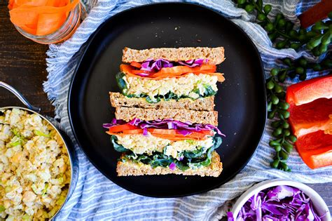 Easy Chickpea Salad- 15 Minute Recipe - Earthly Provisions ...