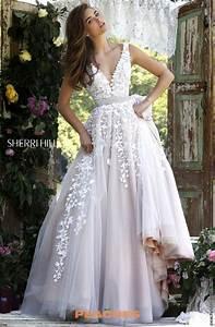 Sherri hill dress 11335 peachesboutiquecom for Sherri hill wedding dresses