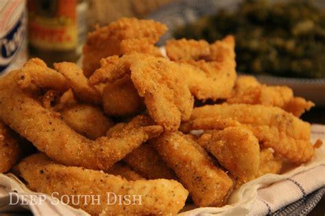 fried fish deep south dish southern fried catfish
