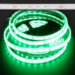Green Waterproof 5050 72w Led Strip Light