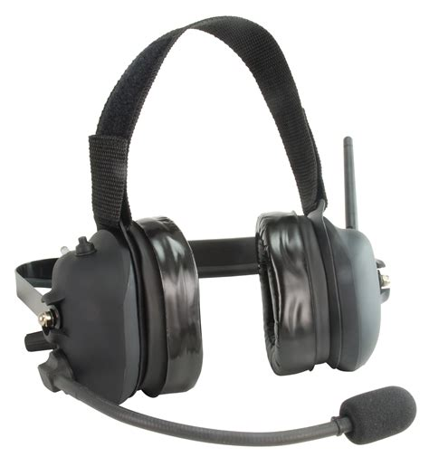cell phone headset setcom releases the wireless headset with