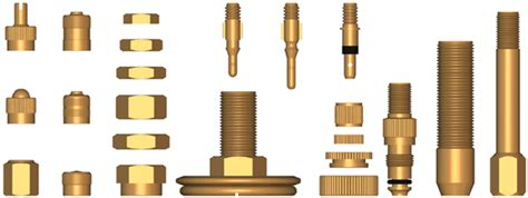 Inner Tube Valves Types