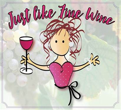 Birthday Funny Cards 123greetings Wine Fine Plaid