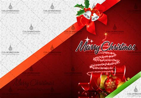 11 Christmas Greeting Card Psd Images