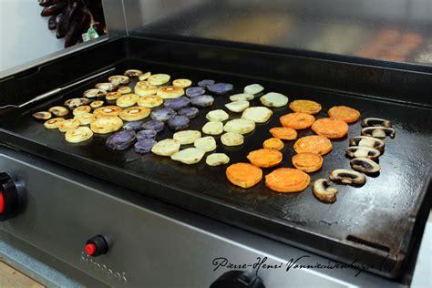 cuisine plancha recette recettes et cuisine à la plancha